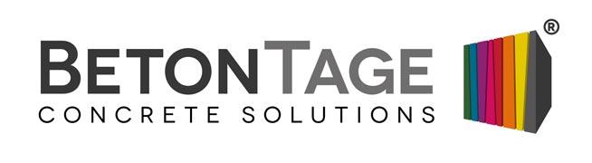 Logo der BetonTage 2019