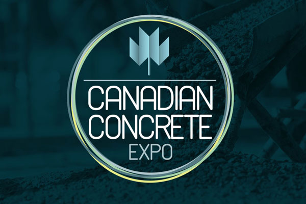 Logo Canadian Concrete Expo