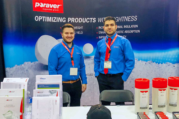 Our team at the Canadian Concrete Expo 2019