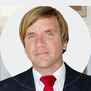 Richard Dilger, Poraver Sales Manager